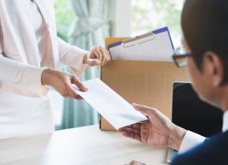 איך כותבים מכתב התפטרות?