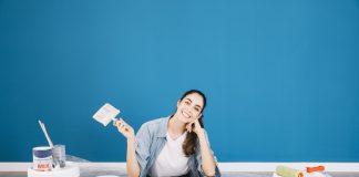 איך צובעים בית לבד?