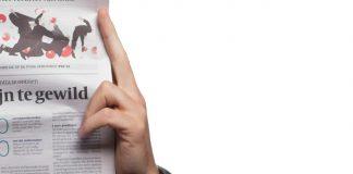 פרסום מודעת אבל בעיתון – עוד דרך לשיתוף